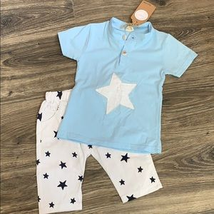 Other - Toddler boy boutique outfit